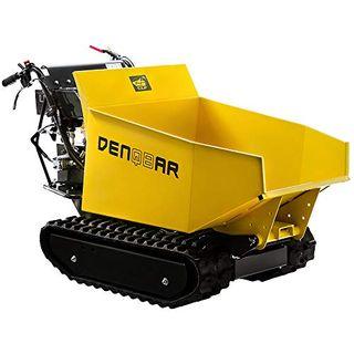 Denqbar Mini-Dumper  Muldenkipper Raupenantrieb 500 kg