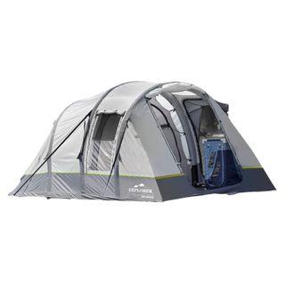 Explorer Zelt Luftzelt Alegra Air aufblasbares Familienzelt 420x260x185cm