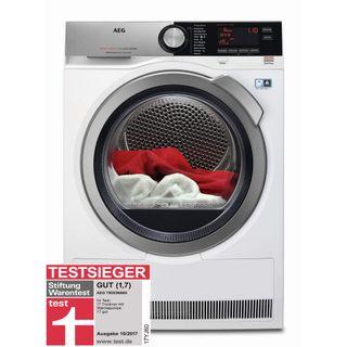 AEG T8DE86685 Wärmepumpentrockner AbsoluteCare
