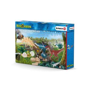 Schleich 97152 Adventskalender Dinosaurier 2016