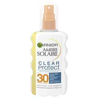 Garnier Ambre Solaire Clear Protect Sonnenschutz-Spray