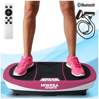 Miweba Sports Fitness Vibrationsplatte MV200