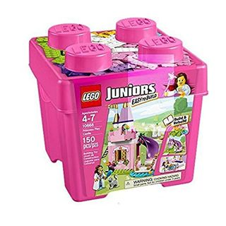 LEGO Juniors 10668 Starter Steinebox Prinzessinnenschloss