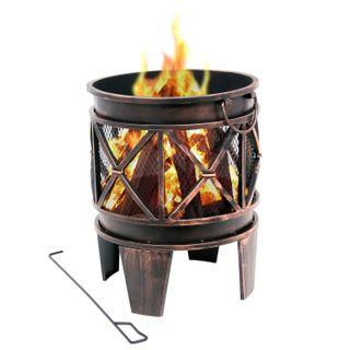 "BBQ-TORO Feuerkorb ""Plum"""