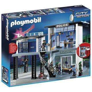 PLAYMOBIL P 5182 Die Polizei-Komandostation