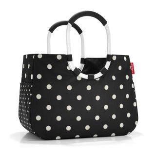 reisenthel loopshopper L mixed dots Maße: 46 x 34,5 x 25 cm