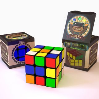 DUBIDUWA THE Cubididu 3x3