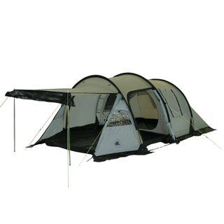 10T Zelt Felton 3 Mann Tunnelzelt wasserdichtes Campingzelt