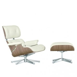 Vitra Eames Lounge Chair Drehsessel & Ottoman neue Maße