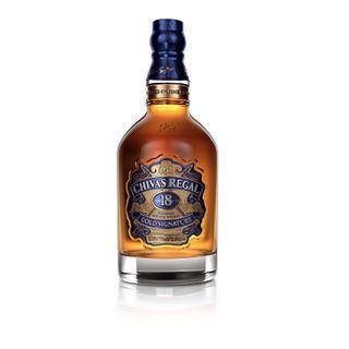 Chivas Regal 18 Jahre Gold Signature Blended Scotch Whisky