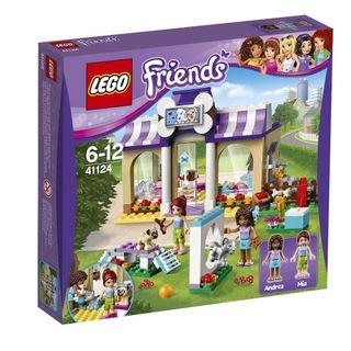 LEGO Friends 41124 Heartlake Welpen-Betreuung