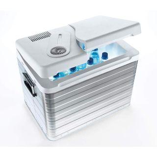 Mobicool Q40 AC DC tragbare thermo-elektrische Alu-Kühlbox