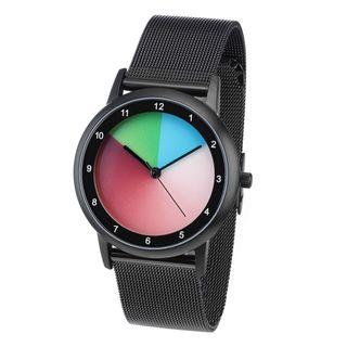 Rainbow e-motion of color Avantgardia Classic Unisex Uhr Analog Quarz
