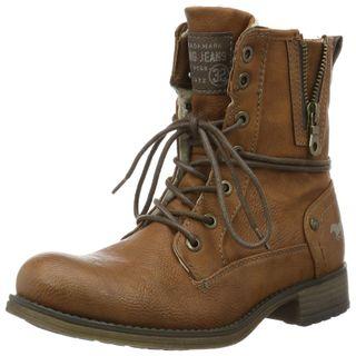 Mustang Damen 1139-630-301 Biker Boots