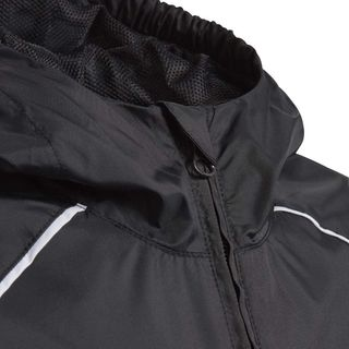 Adidas Kinder Core 18 Regenjacke