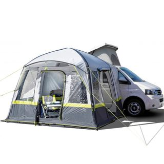 Explorer Zelt Luftzelt Trouper aufblasbares Familienzelt Mobilzelt