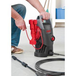 Skil Hochdruckreiniger Urban Series 0761 AA, Karton (1400 W, 105 bar, 370 l/h, 11 m Arbeitsbereich, Easy Storage)