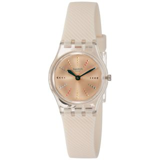 Swatch Damen Analog Quarz Uhr LK372