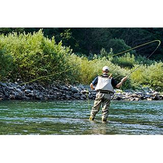 Jochen Schweizer Geschenkgutschein: Fliegenfischen Tageskurs im Kinzigtal