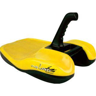 Frendo Snow Hoover Rodelschlitten Gelb gelb