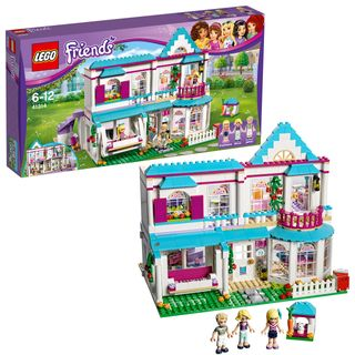 LEGO Friends 41314 Stephanies Haus