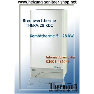 Gastherme Brennwerttherme Kombitherme 28 KDC
