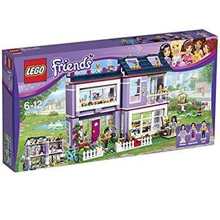 LEGO Friends 41095 Emma's Familienhaus