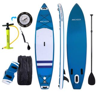 YUEBO 335cm Aufblasbares Sup Stand-up Paddel Board 15 dick