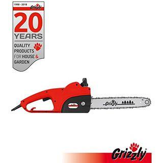 Grizzly Elektro Kettensäge Motorsäge