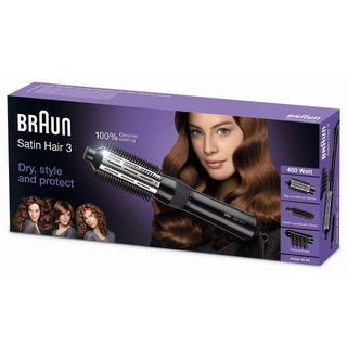 Braun Satin Hair 3 Airstyler Warmluft-Lockenbürste AS330