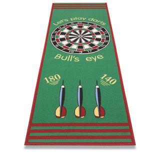 Kingpower Darts Turnier Matte Dartteppich Dart Matte Dartmatte Darts 237 x 80 cm