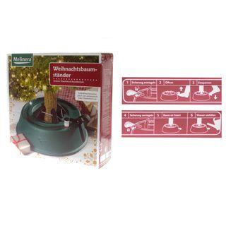 Gartenpirat Christbaumst/änder mit LED Strahler f/ür XXL Baum-H/öhe bis 3,5 m
