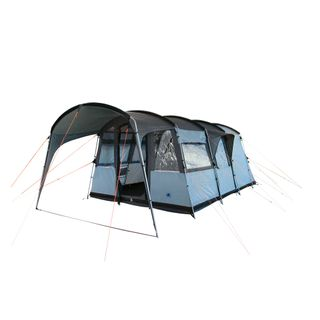 10T Zelt Bateman 4 Mann Tunnelzelt 5000mm Campingzelt wasserdichtes