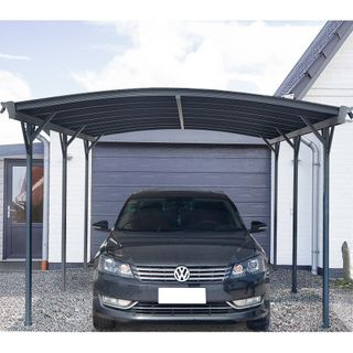 Home Deluxe Design Carport anthrazit