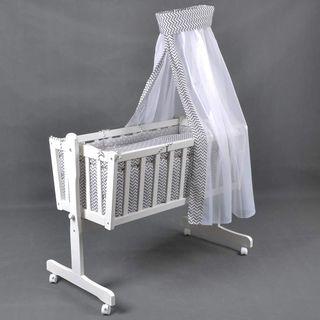 Stubenwagen Babywiege Babybett Schaukelwiege Wiege