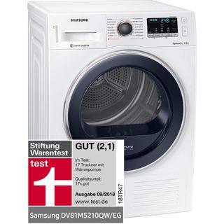 Samsung DV5000 DV81M5210QW EG Wärmepumpentrockner