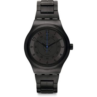 Swatch Herren-Automatikuhr Sistem Dark YIB401G
