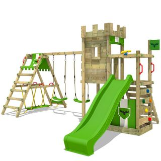 Fatmoose Spielturm BoldBaron Boost