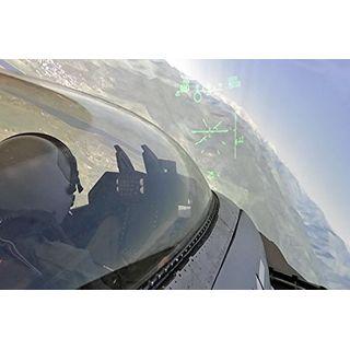 Jochen Schweizer Geschenkgutschein: F16 Fighting Falcon Flugsimulator