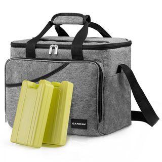 CANWAY Thermotasche Kühltasche Thermo Tasche Faltbare Isoliertasche