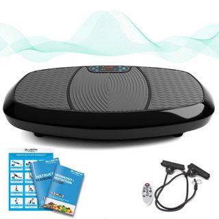 Bluefin Fitness 3D Dual-Motor Vibrationsplatte