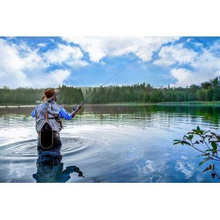 Jochen Schweizer Geschenkgutschein: Fliegenfischen-Einsteigerkurs