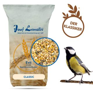 Leimüller Streufutter Classic Vogelfutter Wildvögel 25 kg