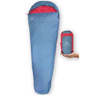 NORDKAMM Schlafsack Ultraleicht rechts