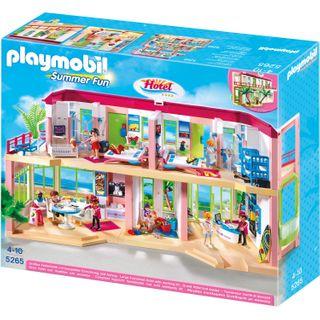 Playmobil 5265 Großes Ferienhotel