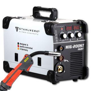 STAHLWERK MIG 200 ST IGBT