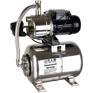 T.I.P 31140 Hauswasserwerk HWW 4500 Inox Edelstahl