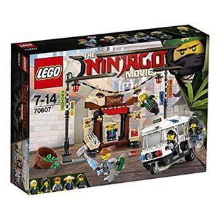 LEGO Ninjago 70607 Verfolgungsjagd in Ninjago City
