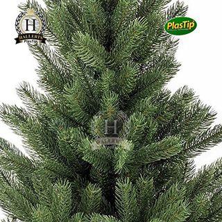 Spritzguss Weihnachtsbaum.Original Hallerts Spritzguss Weihnachtsbaum Alnwick 90 Cm Als Nordmanntanne