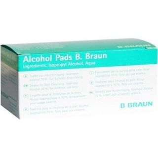 B Braun Alcohol Pads